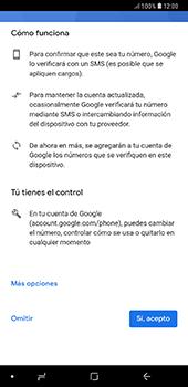 Crea una cuenta - Samsung A7 2018 - Passo 14