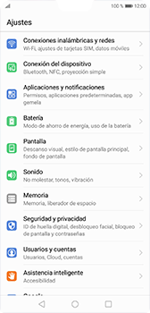 Conecta con otro dispositivo Bluetooth - Huawei P20 - Passo 3