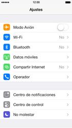Configura el Internet - Apple iPhone 5s - Passo 3
