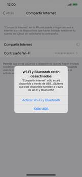 Comparte la conexión de datos con una PC - Apple iPhone 11 - Passo 7