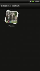 Envía fotos, videos y audio por mensaje de texto - HTC ONE X  Endeavor - Passo 14