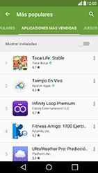 Instala las aplicaciones - LG X Power - Passo 11