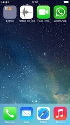 Configuración de Whatsapp - Apple iPhone 5s - Passo 3