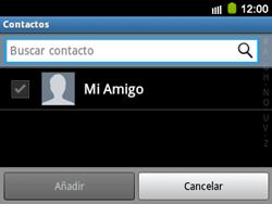 Envía fotos, videos y audio por mensaje de texto - Samsung Galaxy Y Pro GT - B5510 - Passo 4