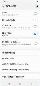 Configura el hotspot móvil - Samsung Galaxy A10 - Passo 5