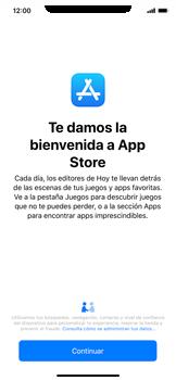 Crea una cuenta - Apple iPhone XS Max - Passo 2