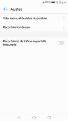 Desactivación límite de datos móviles - Huawei P9 Lite 2017 - Passo 5