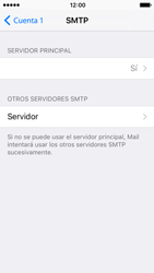 Configura tu correo electrónico - Apple iPhone SE - Passo 21