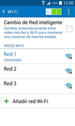 Configura el WiFi - Samsung Galaxy J1 - J100 - Passo 8
