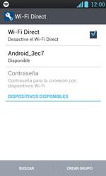 Comparte la conexión de datos con una PC - LG Optimus L7 - Passo 7