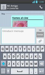 Envía fotos, videos y audio por mensaje de texto - LG Optimus L 7 II - Passo 17
