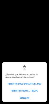 Cómo obtener informaciones con AI Lens - Huawei P40 Lite - Passo 9