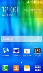 Configura tu correo electrónico - Samsung Galaxy J1 - J100 - Passo 1