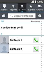¿Tu equipo puede copiar contactos a la SIM card? - LG L70 - Passo 4