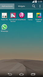 Configuración de Whatsapp - LG G3 Beat - Passo 3