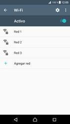 Configura el WiFi - Sony Xperia XZ Premium - Passo 6