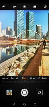 Opciones de la cámara - Huawei Mate 20 Pro - Passo 13