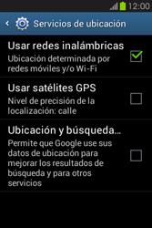 Uso de la navegación GPS - Samsung Galaxy Fame GT - S6810 - Passo 7