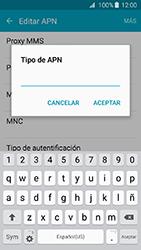 Configura el Internet - Samsung Galaxy J3 - J320 - Passo 13