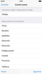 Crea una cuenta - Apple iPhone 6s - Passo 22