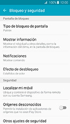 Desbloqueo del equipo por medio del patrón - Samsung Galaxy J3 - J320 - Passo 16