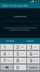 Desbloqueo del equipo por medio del patrón - Samsung Galaxy S5 - G900F - Passo 14