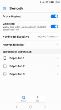 Conecta con otro dispositivo Bluetooth - Huawei P10 Plus - Passo 5