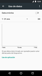 Desactiva tu conexión de datos - LG K8 (2017) - Passo 6