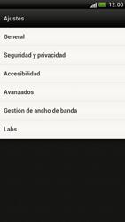 Configura el Internet - HTC One S - Passo 20