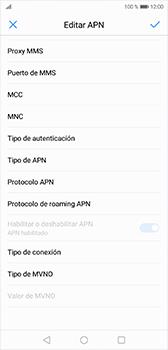 Configura el Internet - Huawei P20 - Passo 14