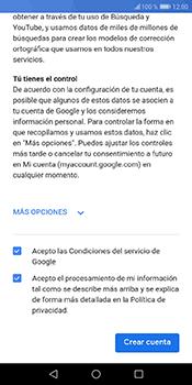 Crea una cuenta - Huawei Y6 2018 - Passo 17