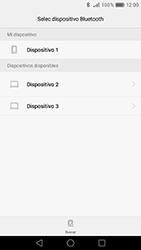 Transferir fotos vía Bluetooth - Huawei P9 Lite Venus - Passo 11