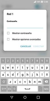 Configura el WiFi - LG Q6 - Passo 7