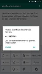Configuración de Whatsapp - Samsung Galaxy S7 - G930 - Passo 9