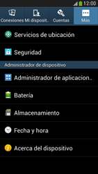 Actualiza el software del equipo - Samsung Galaxy S4 Mini - Passo 6