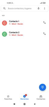 Cómo bloquear llamadas - Xiaomi Redmi Note 9T 5G - Passo 3
