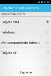 ¿Tu equipo puede copiar contactos a la SIM card? - Motorola RAZR D1 XT914 - Passo 6