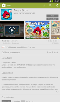 Instala las aplicaciones - Samsung Galaxy Tab 3 7.0 - Passo 19