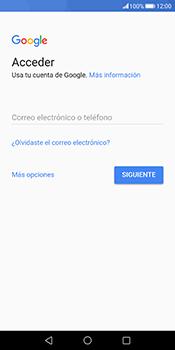 Crea una cuenta - Huawei Mate 10 Pro - Passo 2