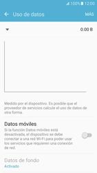 Desactiva tu conexión de datos - Samsung Galaxy S7 - G930 - Passo 5