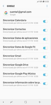 Desactivar la sincronización automática - Samsung Galaxy Note 8 - Passo 7