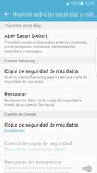 Restaura la configuración de fábrica - Samsung Galaxy S7 Edge - G935 - Passo 5