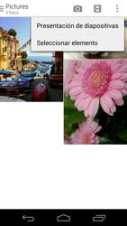 Transferir fotos vía Bluetooth - Motorola Moto X (2a Gen) - Passo 6