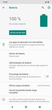 Modo de ahorro de batería - Motorola Moto G8 Play (Single SIM) - Passo 4