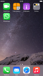 Configuración de Whatsapp - Apple iPhone 6 - Passo 3