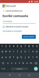 Configura tu correo electrónico - Motorola Moto E5 Play - Passo 10