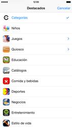 Instala las aplicaciones - Apple iPhone 6 - Passo 5