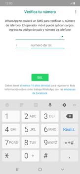 Configuración de Whatsapp - Samsung Galaxy A50 - Passo 5
