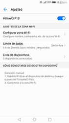 Configura el hotspot móvil - Huawei P10 - Passo 10