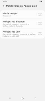 Comparte la conexión de datos con una PC - Samsung Galaxy A80 - Passo 8